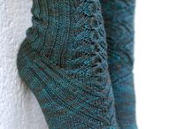 Knitting: Slippers & Socks