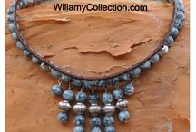 Willamy Collection Runway for Everyday! / Celeb-coveted, handcrafted leather wrap bracelets and accessories! #RedCarpet#Worthy www.WillamyCollection.com