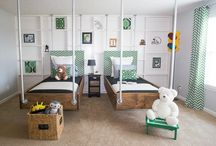 kids room ideas / by Nicole Larsen