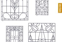Dover Sampler - Free Printables, Images, Illustrations, Black & White and Coloring Pages / I'm trying to collect all of the Dover Design Samplers, Dover Sampler, Dover Teacher's Sampler and Dover Children's Book Sampler (especially the coloring pages) available for you all to use. Clearly lists from which book the illustrations came from. / by Simone Scholten