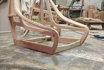 Upholstery Frames