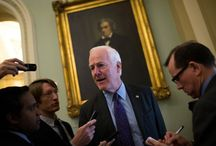 'Back the Blue': Cornyn Proposes Bill to Make Killing Police Officers a Federal Crime