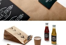 Branding and Packaging Ideas / Branding Inspiration and Packaging Ideas.