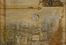 Collage Ideas / Mixed Media Collage / by Sarah Huizenga