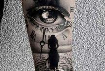 Tatuaggi incredibili
