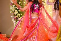 Here are some of our most loved wedding lehengas! / Bridal lehengas you can get inspired by.