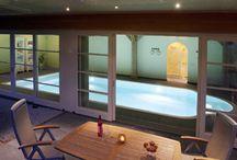 Binnenzwembaden / Voor al uw inspiratie op het gebied van binnenzwembaden.