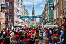 Gdańsk / Gdansk, Poland.