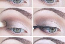 Makeup and Hair Inspiration / Hair tutorials and makeup tutorials for inspiration.
