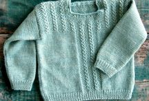 Knits for babies