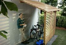 bisiklet garajı