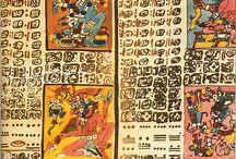 acteka, inka, maya