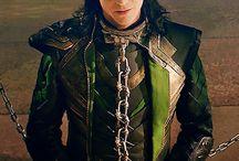 LOKI!!!!!!!!! <3 ... or Tom Hiddleston... Same person <3