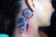 Dream kacher tattoo