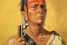 Native American Blood Runs Deep / by Heather B
