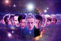 Dr. Who / by Jennifer Chochoms