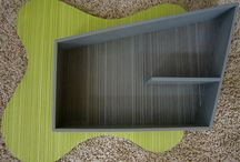 Mid Century Shadow Boxes, Wall Planters, and Wall Plaques / Hepcats Haven hepcatshaven.com