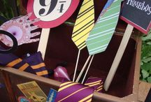 Harry Potter Party Ideas / This board is for wizards and witches who desire a magical party they will never forget.