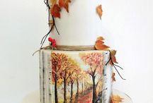 tort jesienią