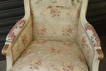 Dantelladesign chair