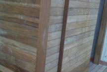 Reforma de terraza con suelo de madera y complementos