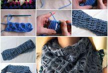 Knitting/crochet ideas