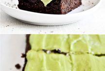 Brownies, Bars & Squares
