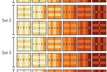 color gradients quilt