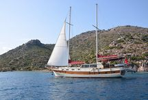Azura Gulet / Azura , a gulet for rent, by Barbaros Yachting
