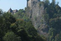 Oravský hrad Slovaguie
