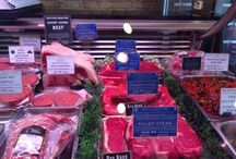 MACDUFF In-Store / Pictures of MACDUFF Beef & Lamb products in our retail butcher shops across the UK.