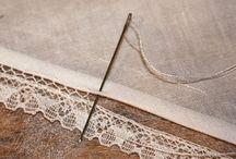 heirloom sewing / by Sheri