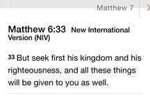 Devotionals / Personal devotionals & words of encouragement .