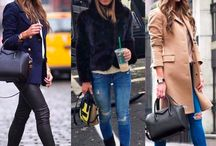 Fashion inspiration / Everything what has something to do with fashion