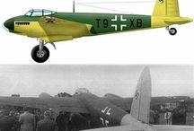 Captured aircraft