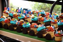 two two train birthday / by Divya Ramachandran