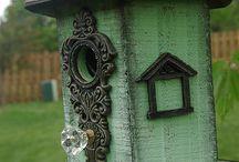 Birdhouses / by Tammy Burris