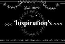 les inspirations de Guimauve