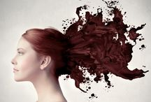 Saç Boyası / Saça zarar vermeden saç boyası akıtma yöntemleri.