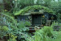 great garden ideas / by Jill Minshall Wilson