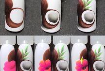 ζωγραφιά νύχια