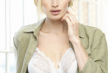 Elegance by Glamorise / Fashionable bras with special comfort features, for fuller busted and full figured women.