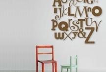 alphabet / by Marion Taslé