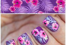 Nail art / Beautiful nail art.