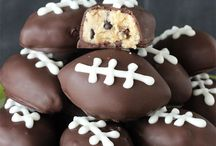Super Bowl Party / All things for a great football game get together - recipes, etc