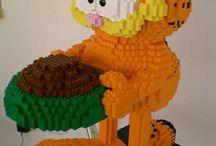 It's Garfield