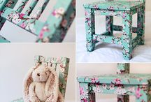 DIY {Decoupage}