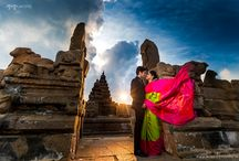 Couple and Landscapes