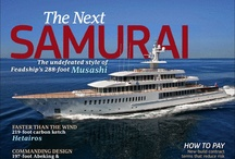 Digital Editions of ShowBoats Magazine  / For those of you that have missed an issue of ShowBoats International magazine, you can buy a digital edition now, and be reading all about the latest Mega yacht articles before you know it. / by Boat International