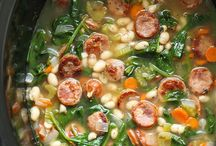 Soups (Slow Cooker)